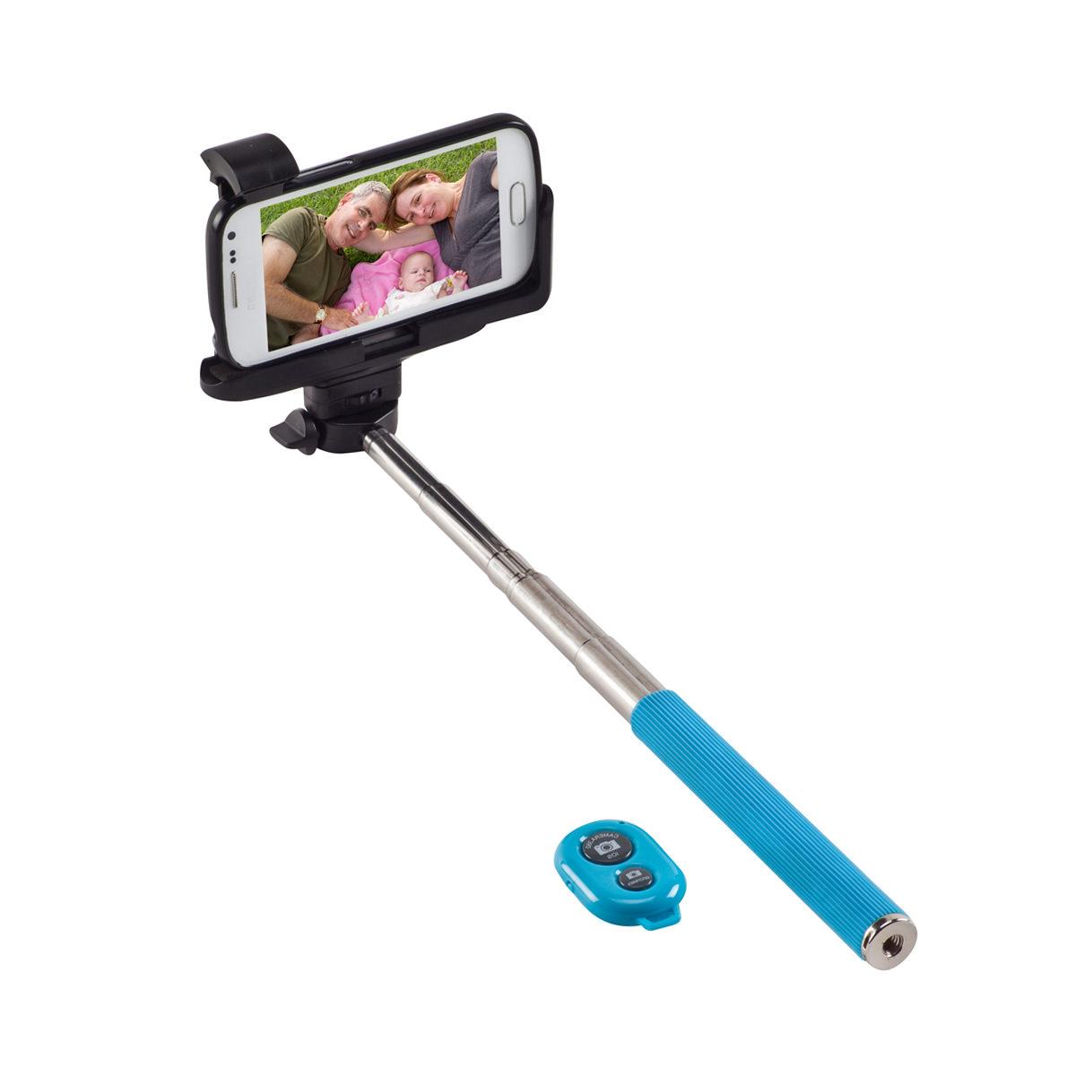 מוט סלפי עם שלט בלוטות' - Selfie Set