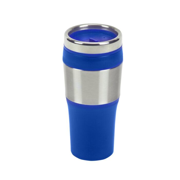 כוס טרמית פלסטיק בשילוב נירוסטה - הופר