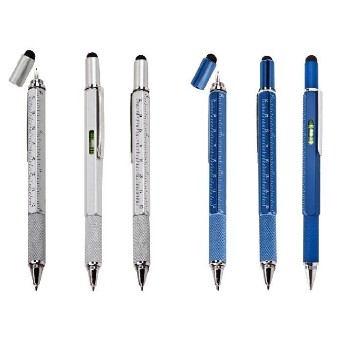 עט מתכת 5 פונקציות - טוגו