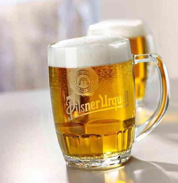 כוס  לבירה, 0.5 ליטר - באמברג