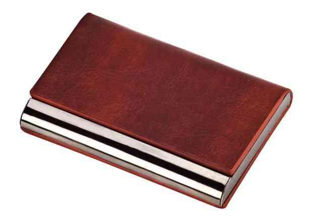 קופסת מתכת לכרטיסי ביקור - אלבה