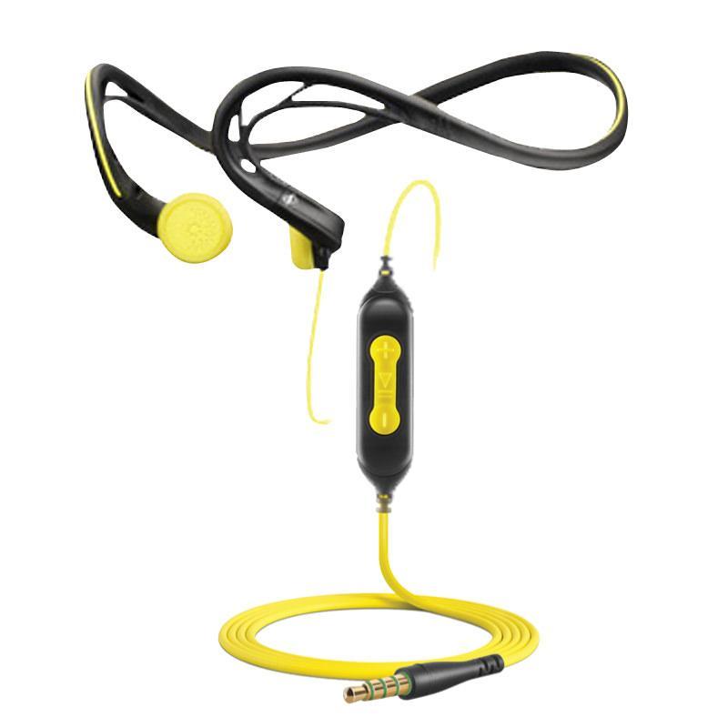 אוזניות ספורט לאוזן עם מיקרופון I RUN