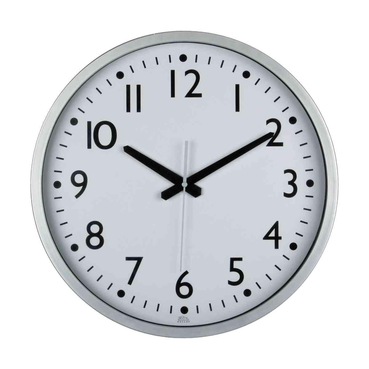 שעון קיר גדול - סנסקריט
