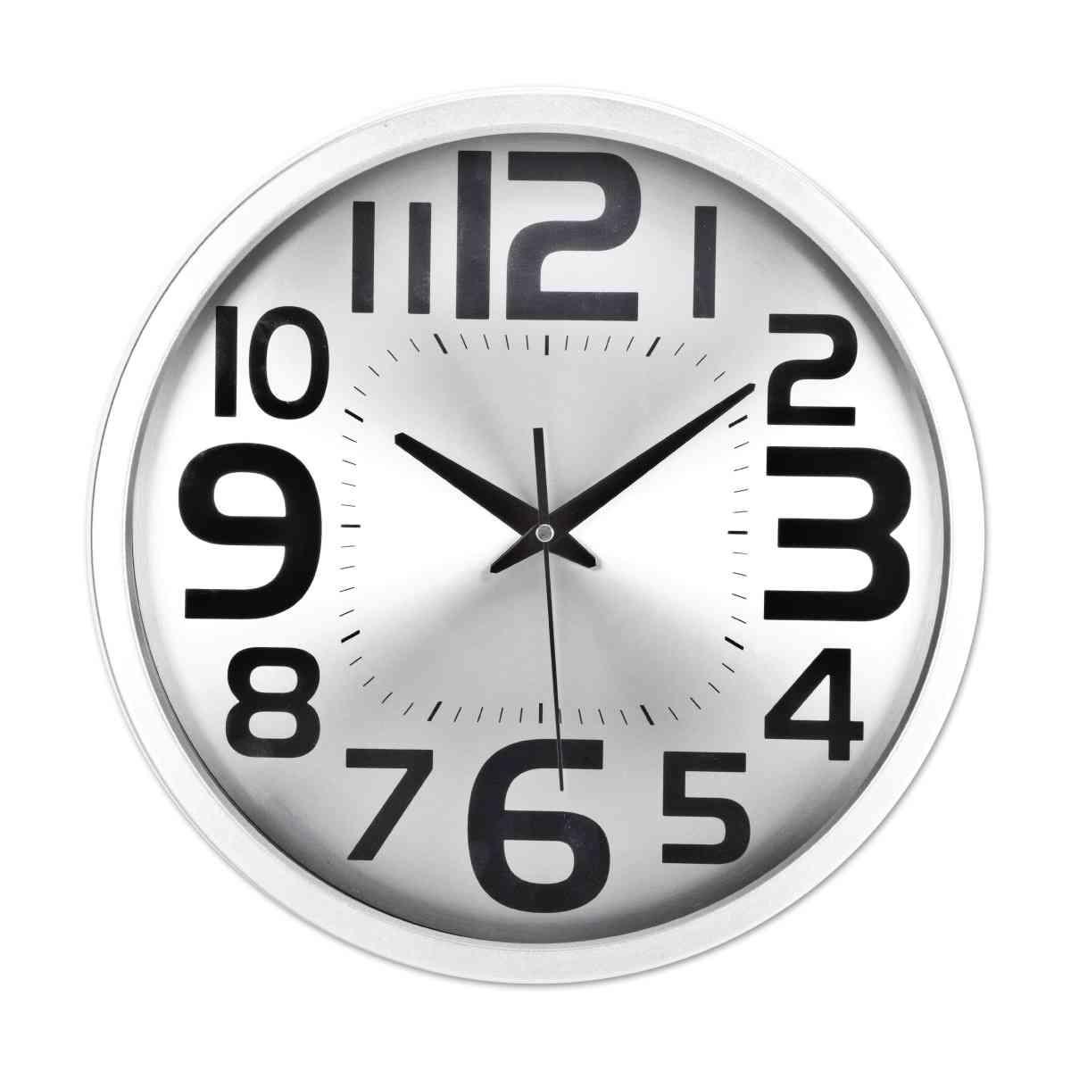 """שעון קיר """"14 - רבט"""
