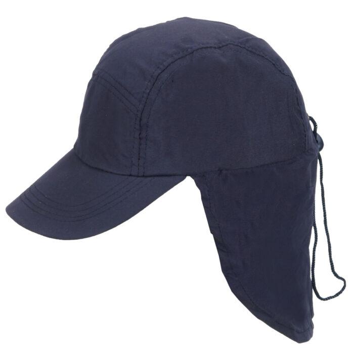 כובע מיקרופייבר עם הגנה לעורף - בלאג'יו