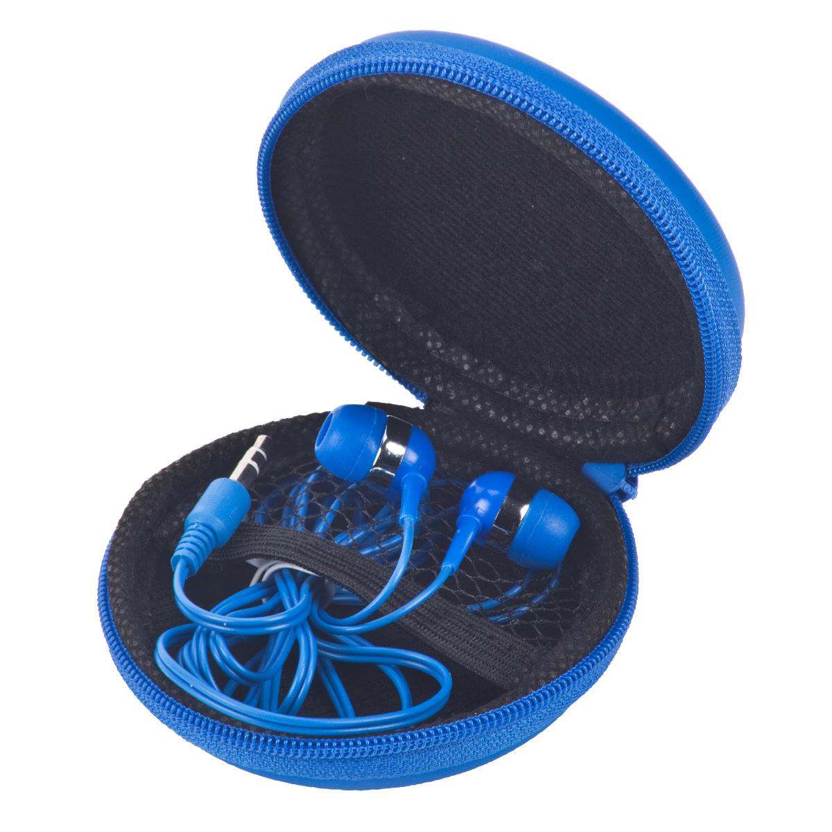אוזניות איכותיות בנרתיק קשיח - גאליס