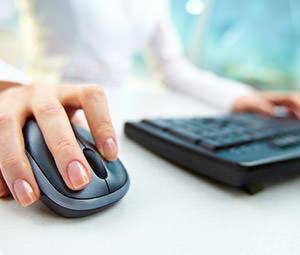 עכבר למחשב ממותג