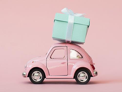 מתנות לרכב