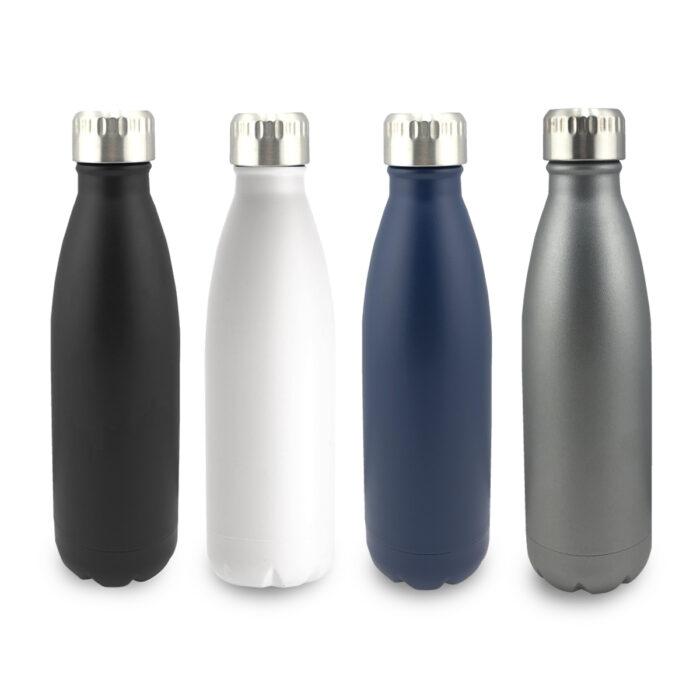 בקבוק נירוסטה שומר על חום וקור - מילווקי
