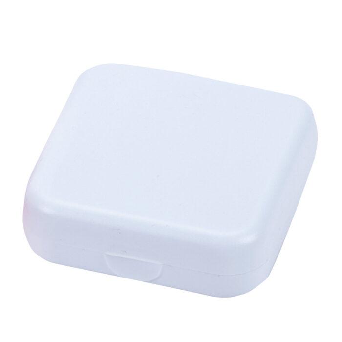 קופסת פלסטיק לתרופות 4 תאים - מדיקט