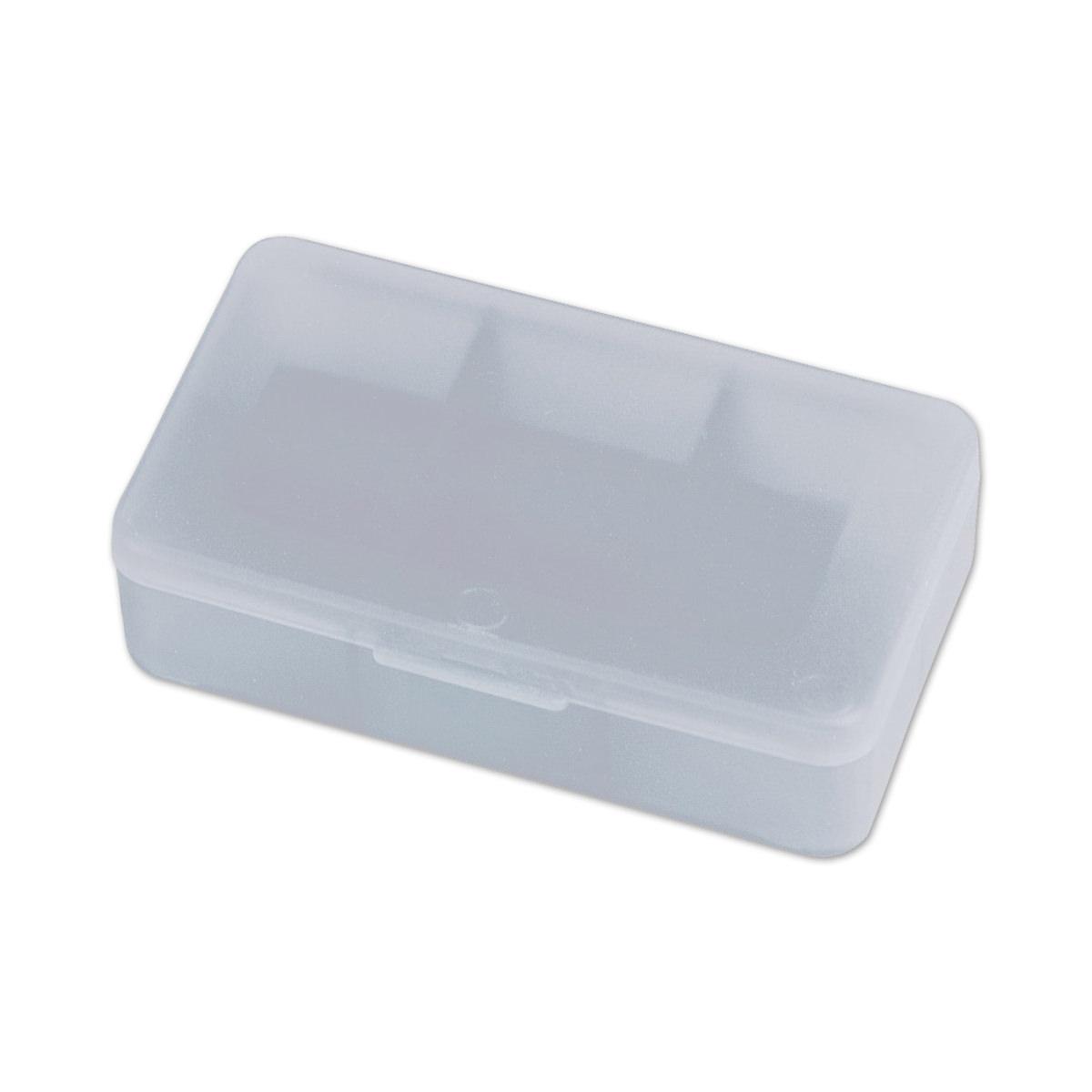 קופסת אחסנה לכדורים 6 תאים - דוק