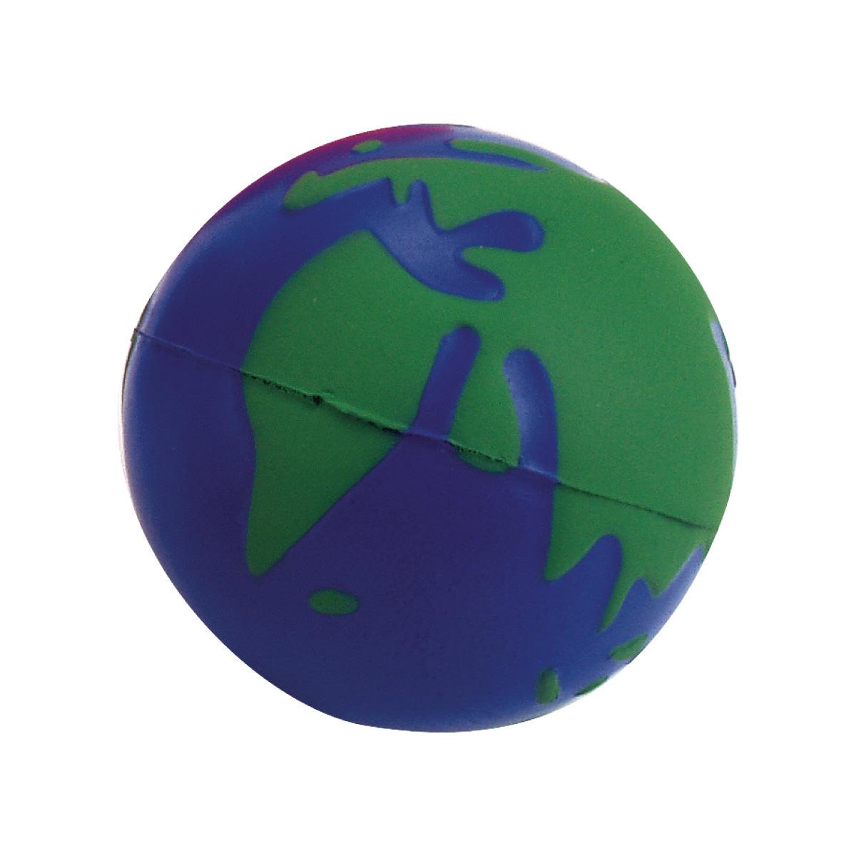 כדור גומי יד לחיץ Stress Ball - עולם
