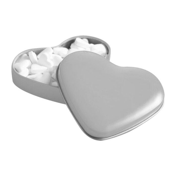 קופסת סוכריות בצורת לב - מונזה