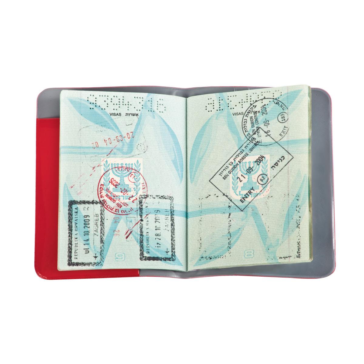 כיסוי לדרכון - פספורט