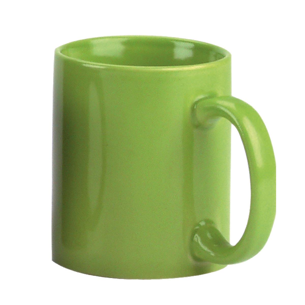 ספל שתיה צבעוני מפורצלן - מאג