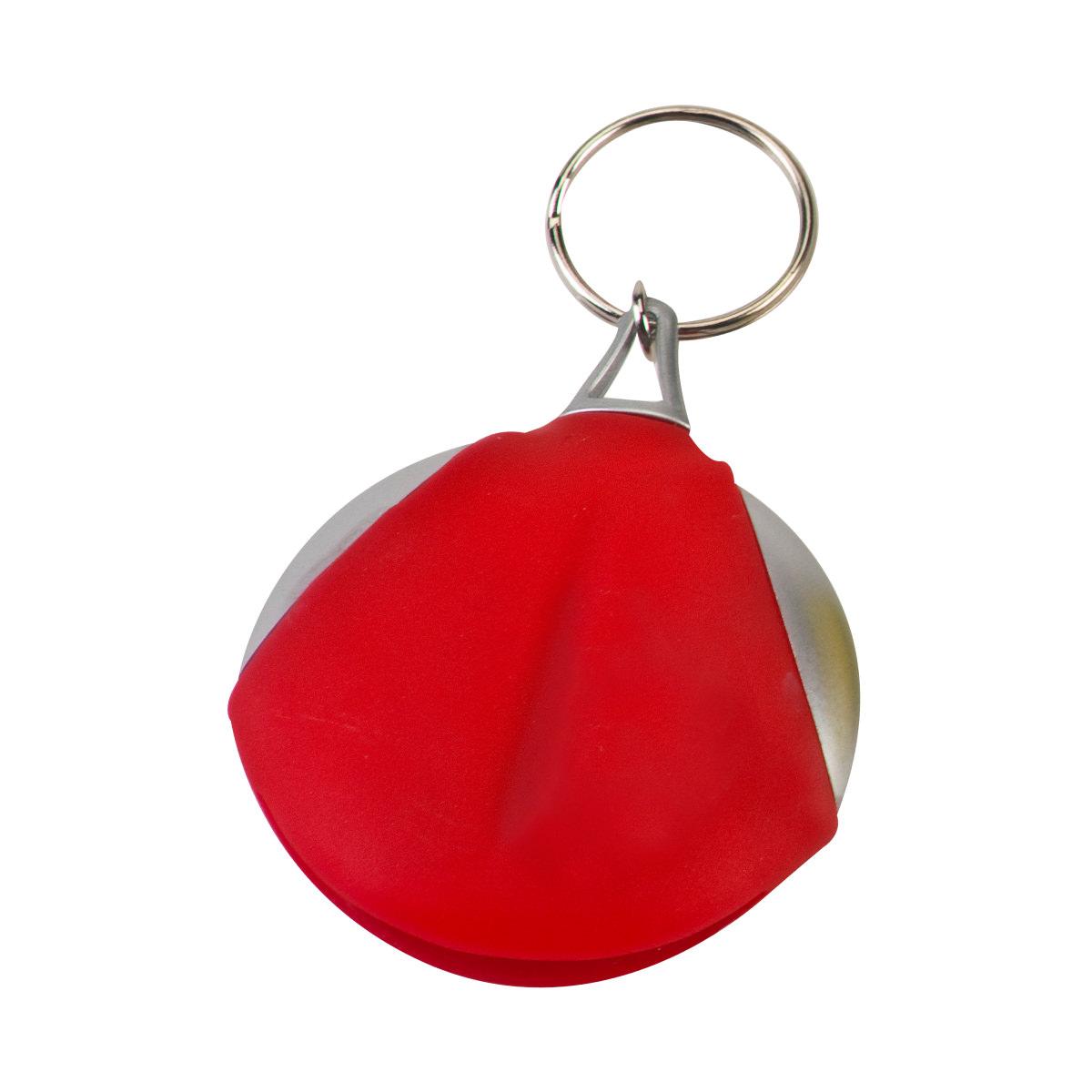 מחזיק מפתחות עם נרתיק מטלית לניקוי - מקסימוס
