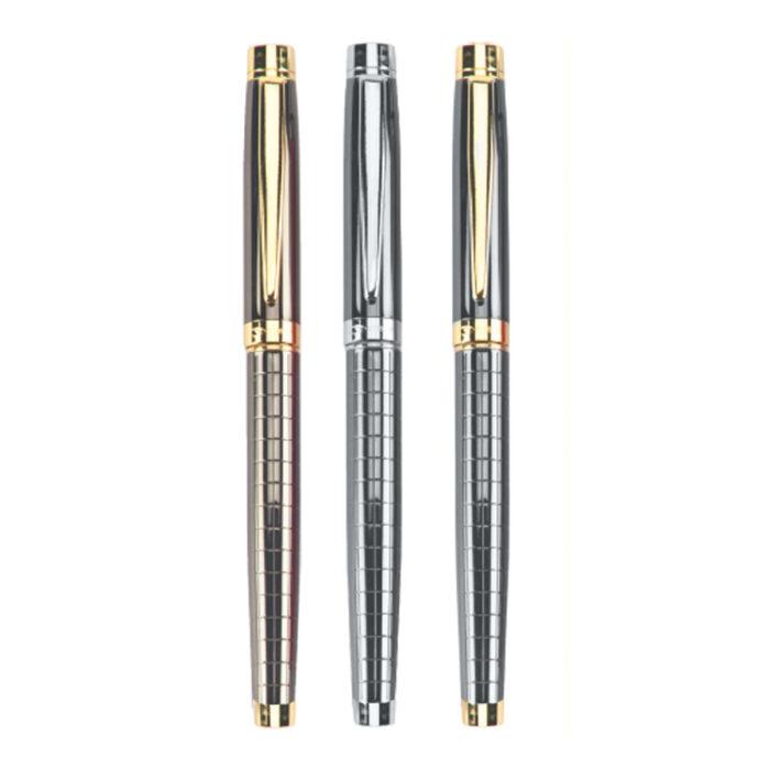 עט רולר, גוף מתכת - ראסל