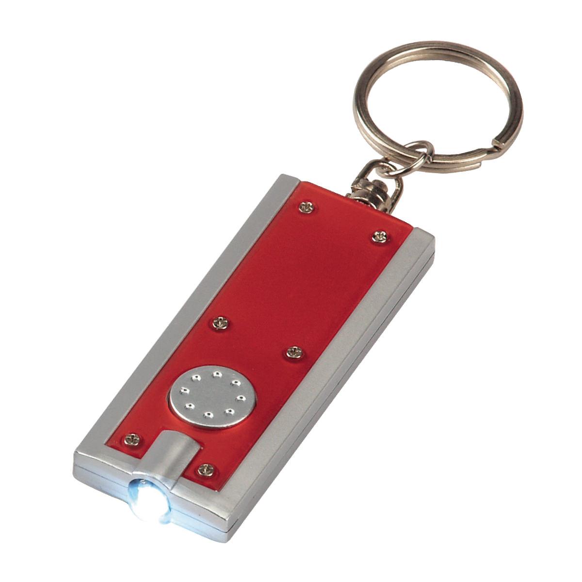 מחזיק מפתחות עם פנס - קרן
