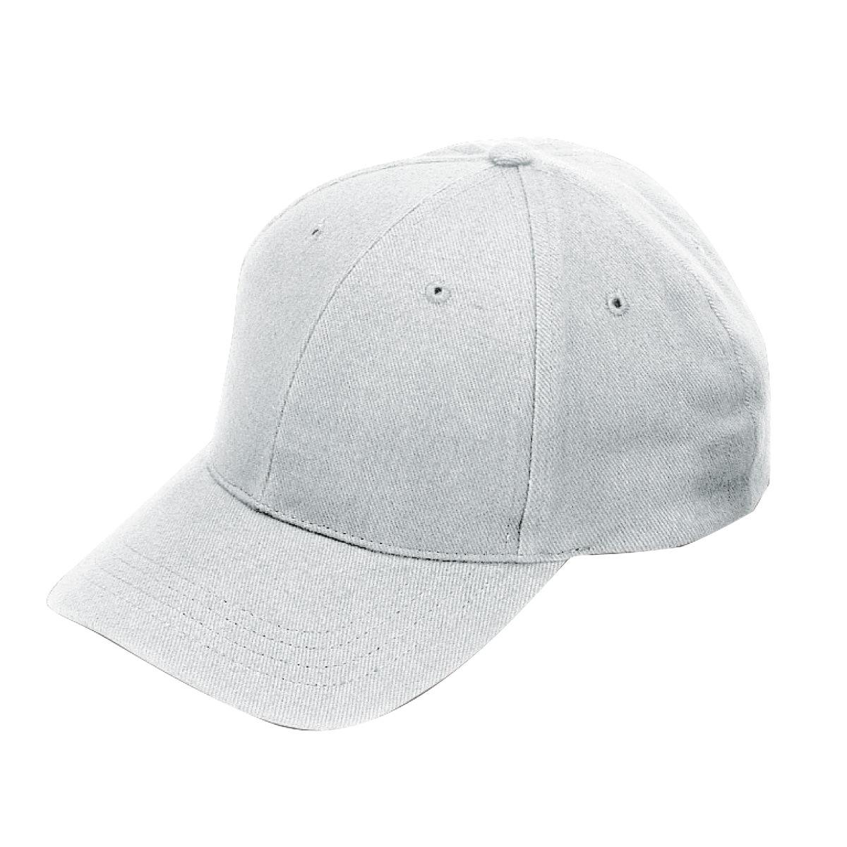 כובע מצחייה איכותי 6 חלקים - קינג