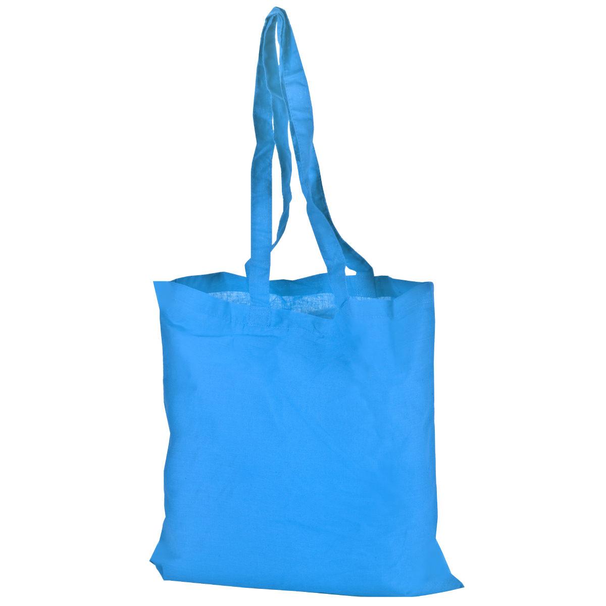 תיק כנסים או קניות מכותנה צבעונית