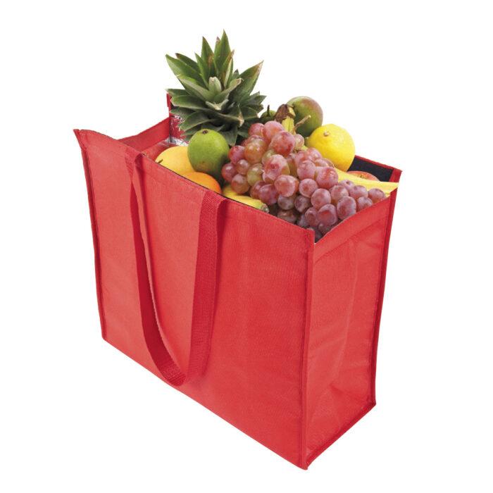 תיק קניות ממותג