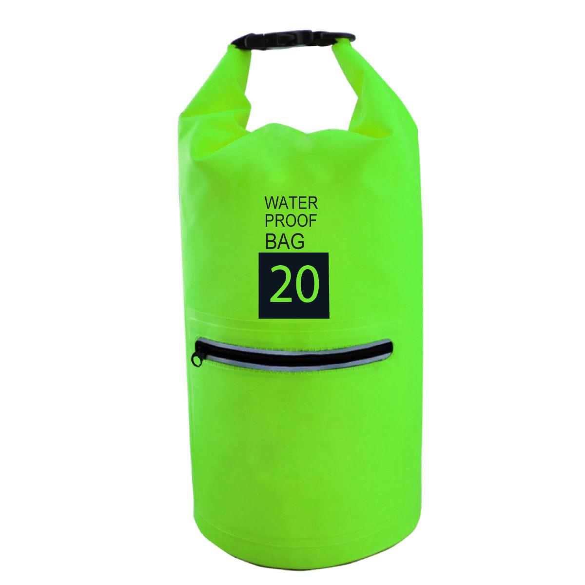 תיק אטום למים - ספורטי 20 ליטר