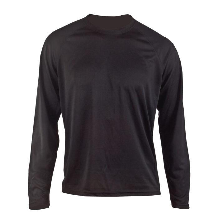 חולצה Dry-Fit מנדפת, שרוול ארוך - פול