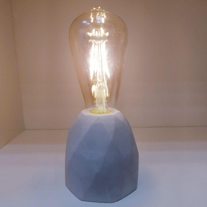 מנורה מעוצבת עם נורת LED - אורורה