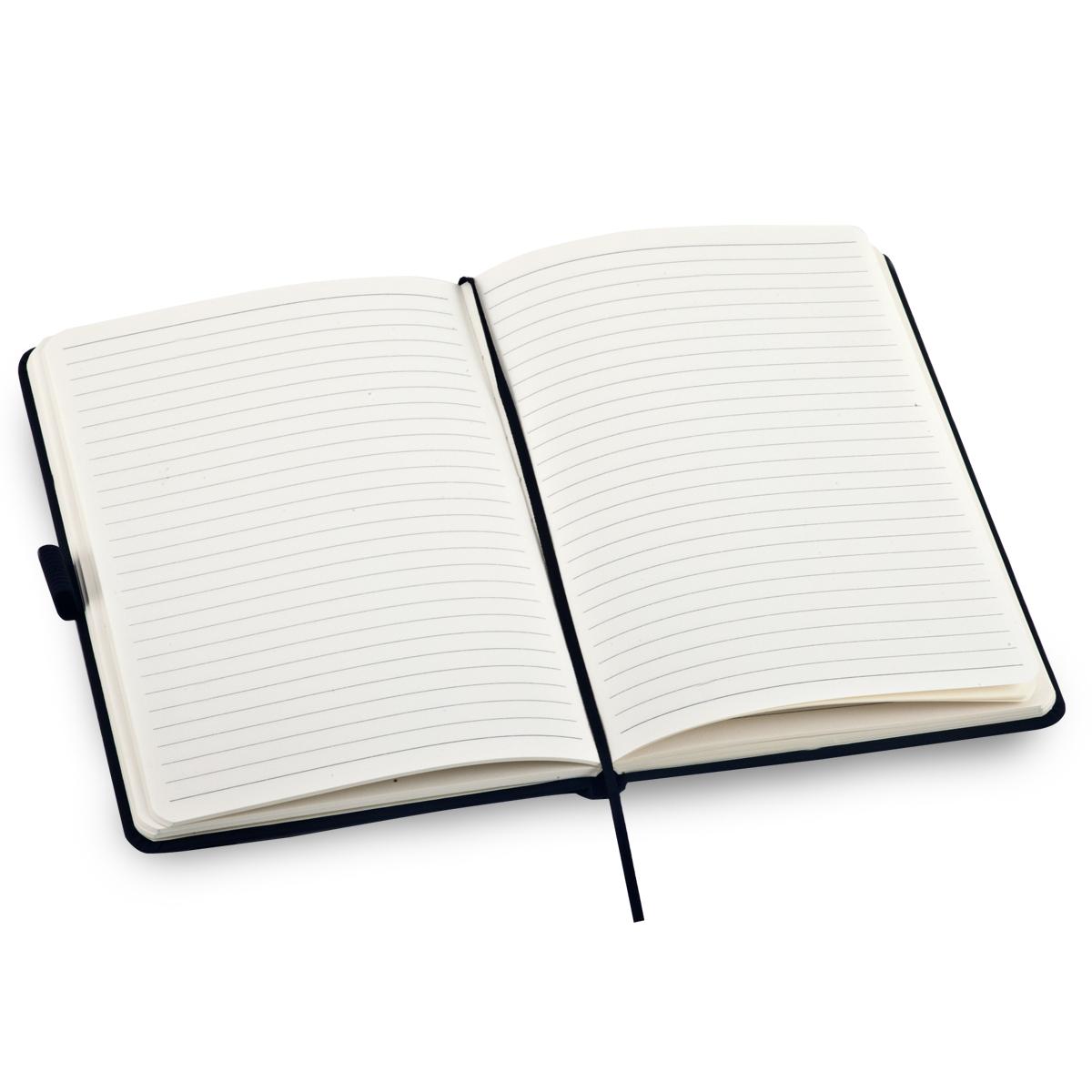 מחברת A5, כריכה קשה, 96 דפי שורה