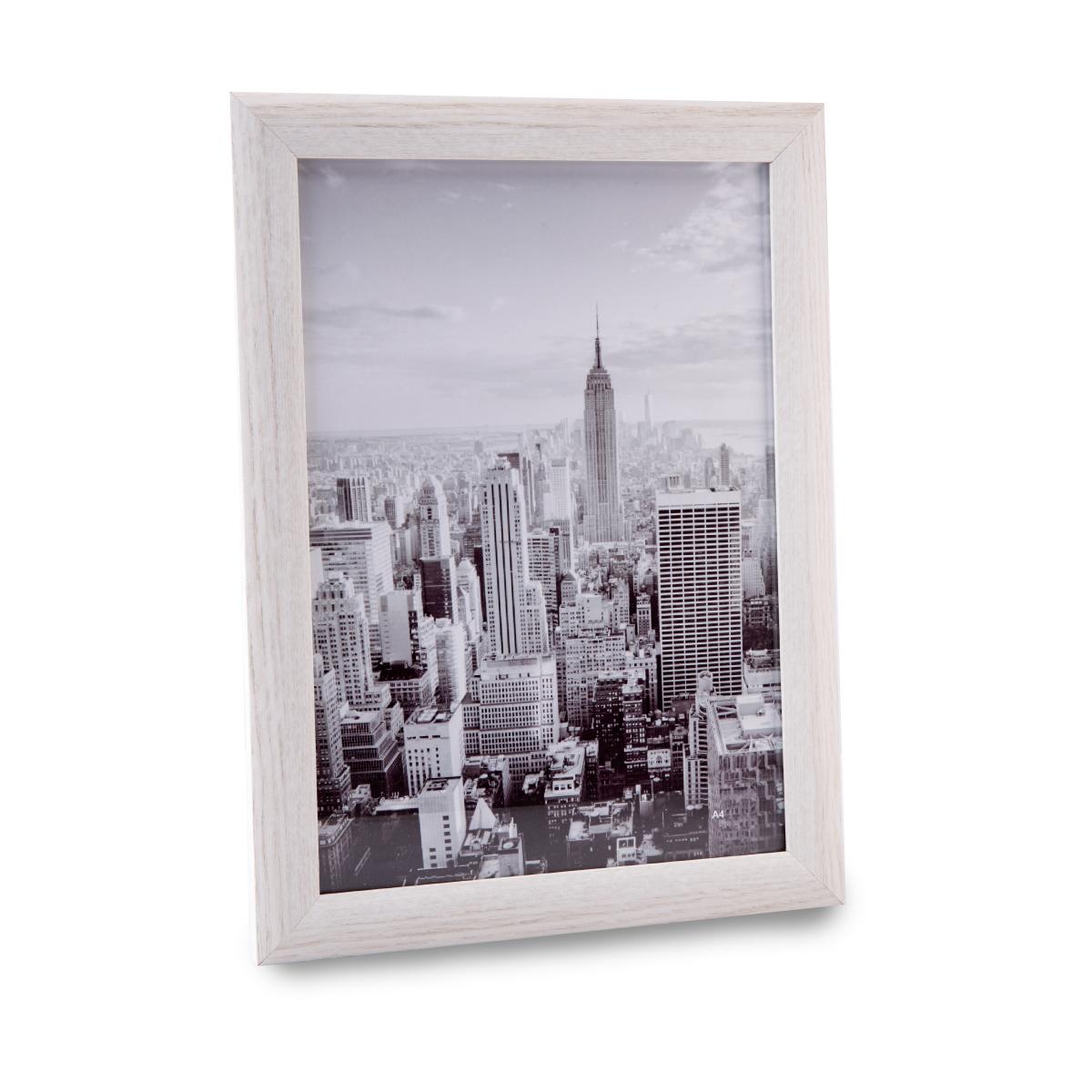 מסגרת לתמונה מעץ וזכוכית – קאן