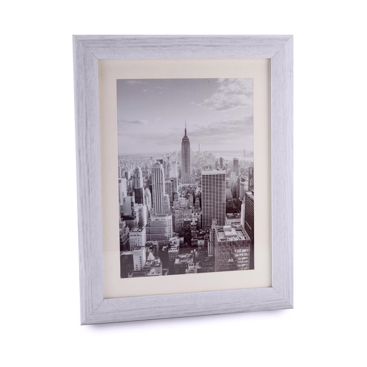 מסגרת לתמונה מעץ וזכוכית – סנט טרופז