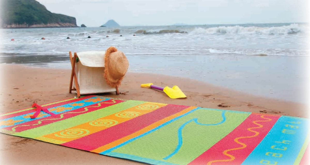 מחצלת חוף ופיקניק – ניס