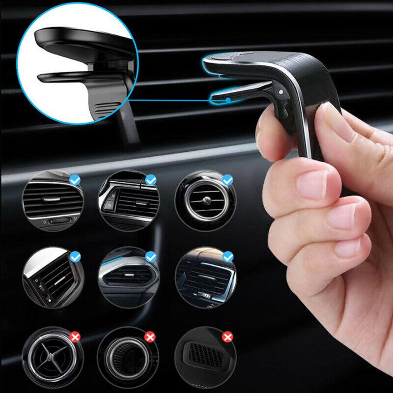 מחזיק טלפון מגנטי חזק לרכב