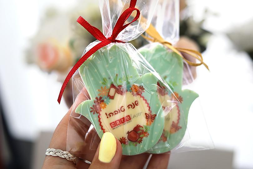 מארזי שוקולד ממותגים לראש השנה