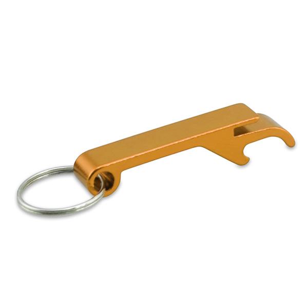 מחזיק מפתחות פותחן בירה ממותג