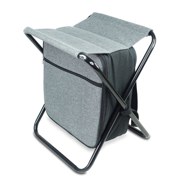 כיסא מתקפל משולב תיק גב צידנית