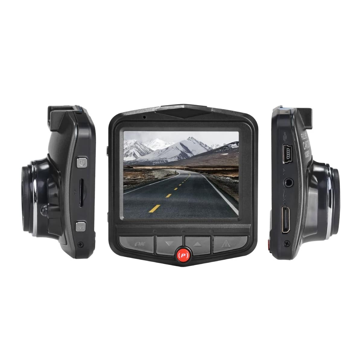 מצלמת רכב – קיוב קאר