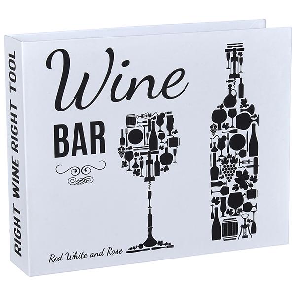 מארז 5 אביזרים ליין מהודר מעוצב בצורת ספר