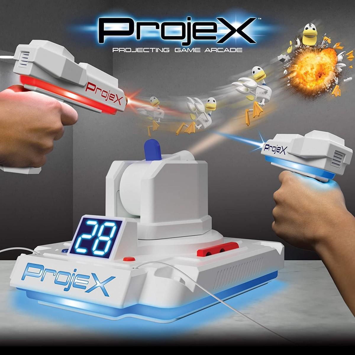 משחק לייזר מקרן ProjeX