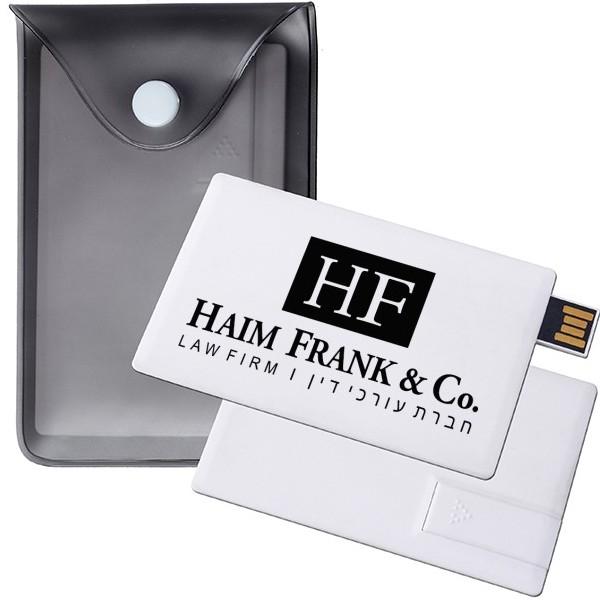דיסק און קי ממותג - כרטיס אשראי