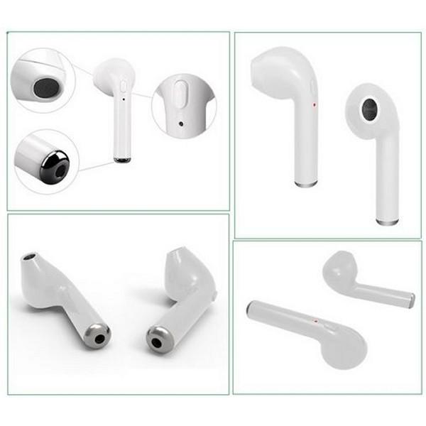 אוזניות סטריאו Bluetooth TWS עם בית טעינה