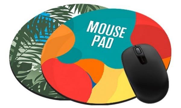 פד ממותג לעכבר - הדפסה צבעונית (פרוצס) על כל שטח הפד