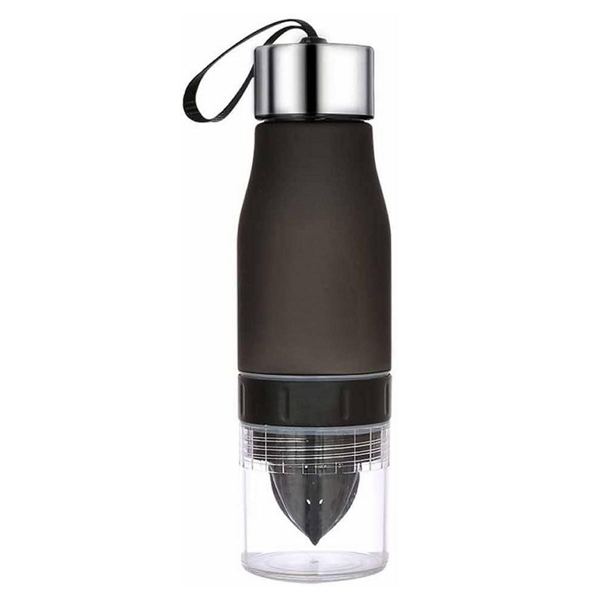 """בקבוק שתייה עם מסחטה 700 מ""""ל - ג'וסר"""