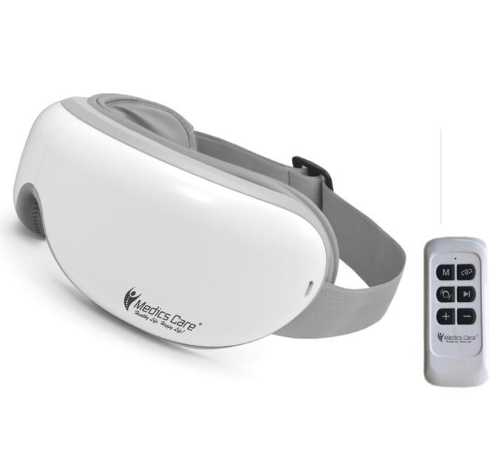 מכשיר עיסוי לעיניים ולרקות - פרו רילקס