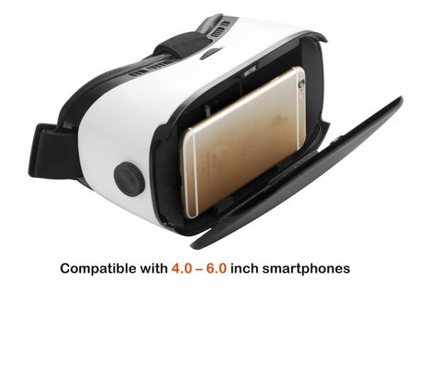 משקפי מציאות מדומה - VR BOX