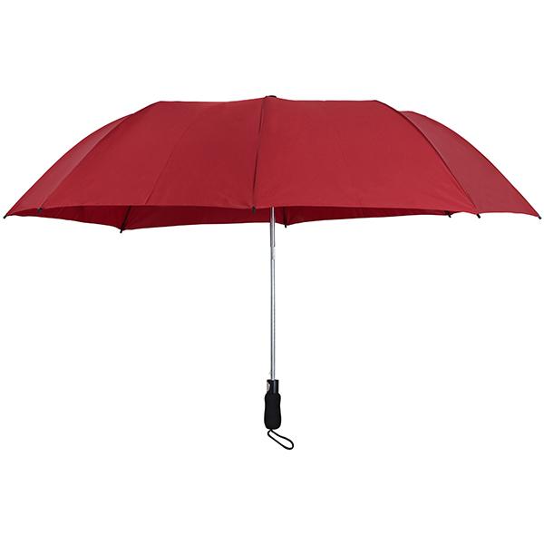 מטריה מתקפלת ממותגת 27'' - ג'מבו