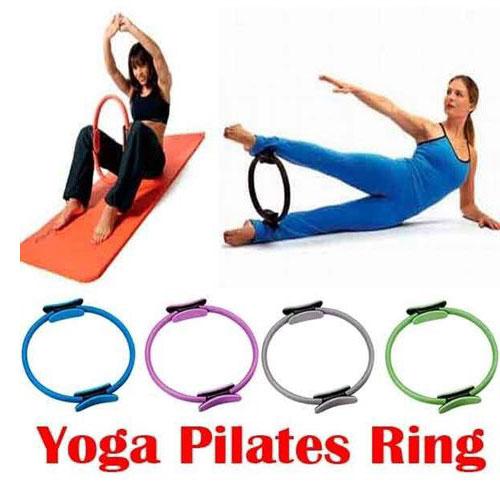חישוק יוגה פילאטיס גמיש לחיזוק השרירים - פאואר רינג