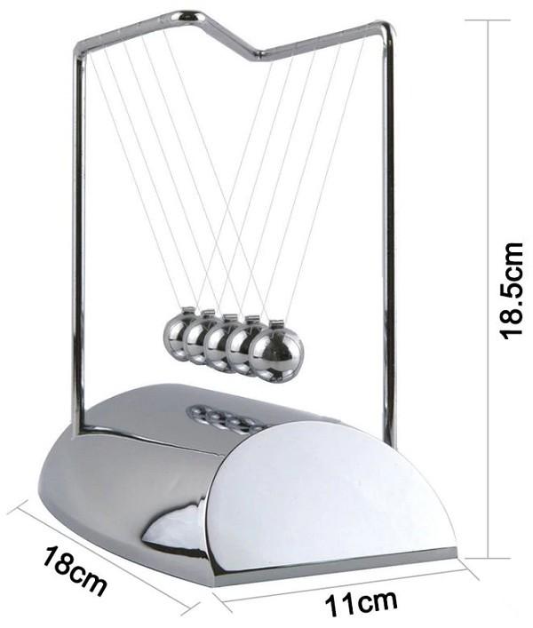 עריסת כדורי ניוטון - דגם Z