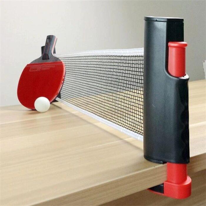 סט טניס שולחן לבית ולמשרד - פינג פונג