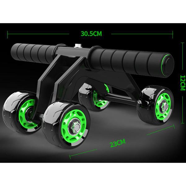 אב רולר 4 גלגלים - AB ROLLER